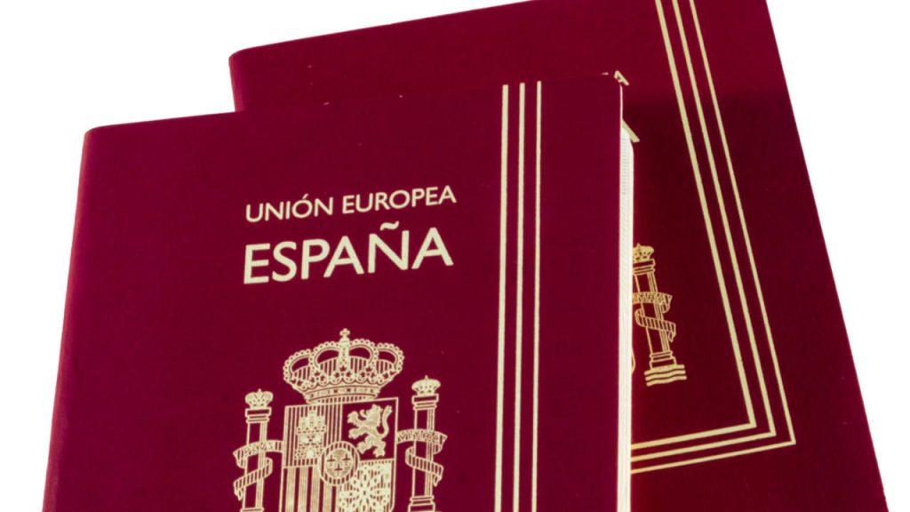 solicitar nacionalidad española por Internet