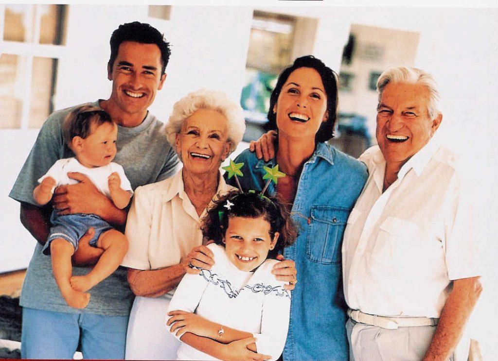 emigrar a España con familia