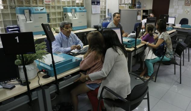 How to obtain the municipal registry having no domicile