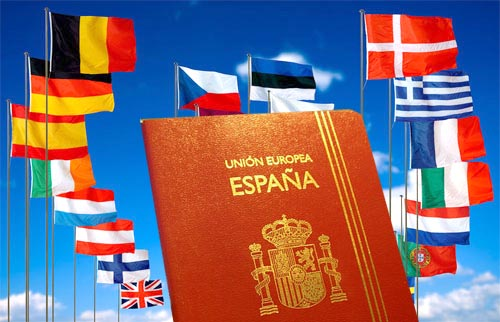 Who are exempt from the exams to obtain Spanish nationality