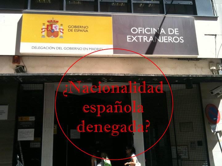 Los 8 motivos más comunes por los que deniegan la nacionalidad española por residencia