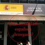 motivos más comunes por los que deniegan la nacionalidad española por residencia