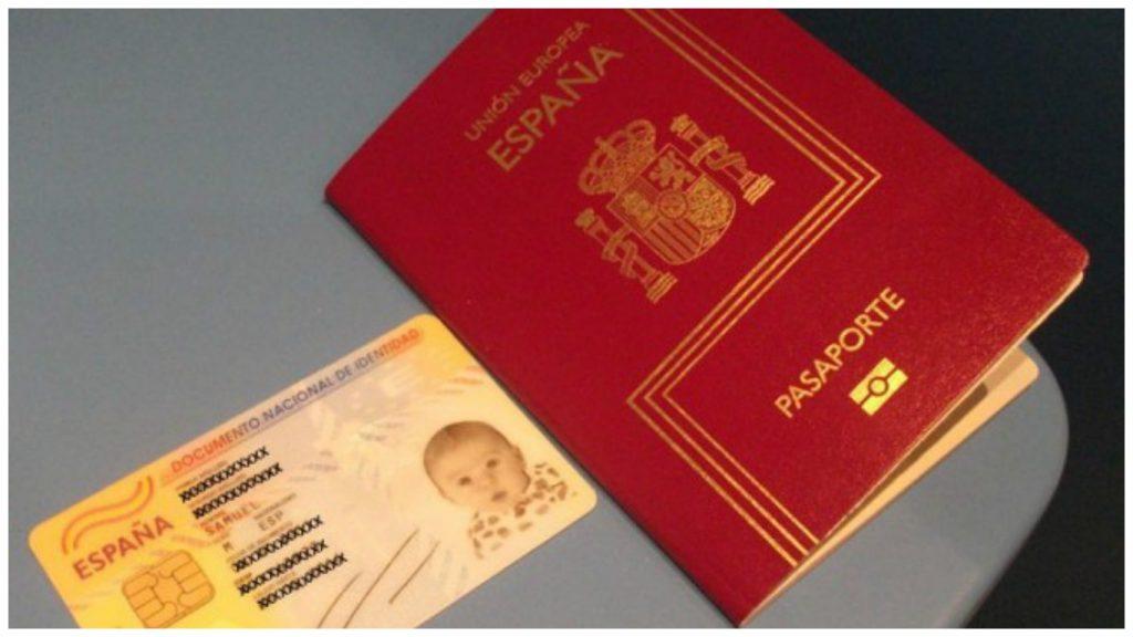 perder la nacionalidad española
