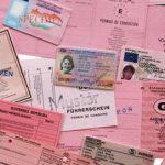 canjear permiso de conducir extranjero en España