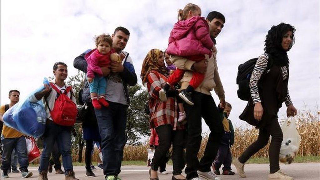 Protección Internacional, asilo y protección subsidiaria