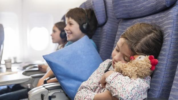 Permiso de viaje para menores que van al extranjero