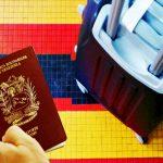 residencia por razones humanitarias a venezolanos