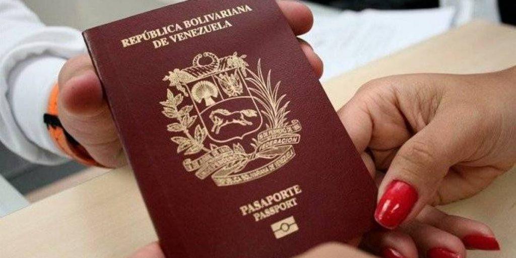 CCSE examen nacionalidad pasaportes venezolanos vencidos