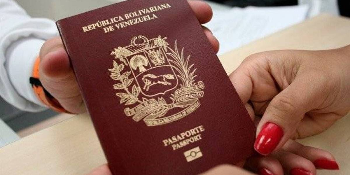 CCSE Examen Nacionalidad: pasaportes venezolanos caducados serán aceptados