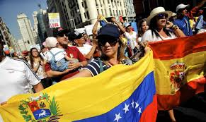 residencia por razones humanitarias venezolanos