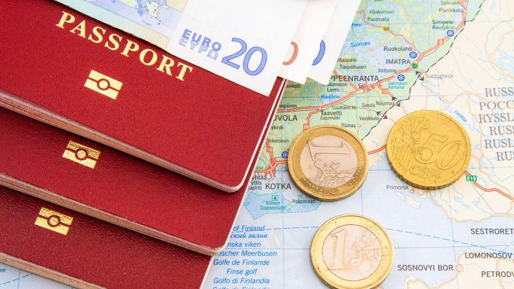 Documentos para viajar a España