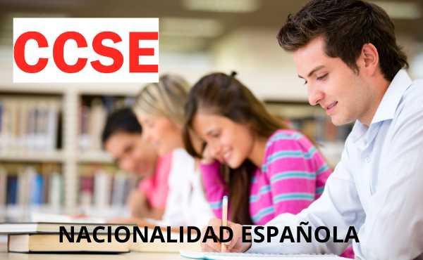 Examen de nacionalidad CCSE: cómo inscribirse y cuánto cuesta